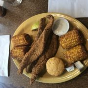 Gulf Shores Corn Meal Battered Catfish