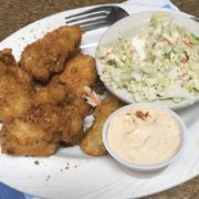 Gulf Shores Fried Oyster Platter