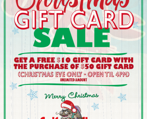 Christmas Gift Card Sale 2018 Gulf Shores