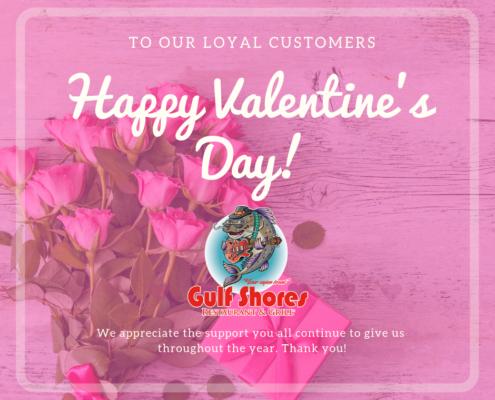 GULF SHORES VALENTINES DAY 2019